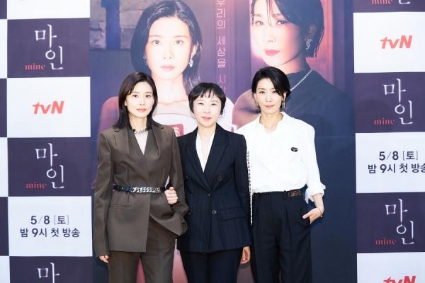 '마인', 이보영X김서형의 이유 있는 자신감 [SQ현장]
