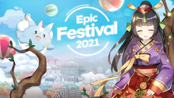 에픽세븐, 에픽 페스티벌 2021에서 대규모 업데이트 로드맵 공개!