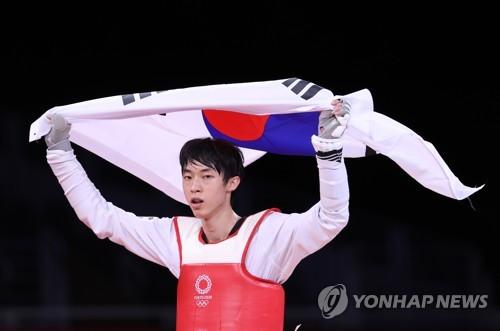 [도쿄올림픽 메달 순위] 김정환 장준 동메달, 한국은?