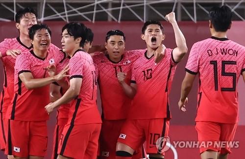 이동준 이동경 설영우, 올림픽축구 첫 승 이끈 울산 트리오 [한국 루마니아]