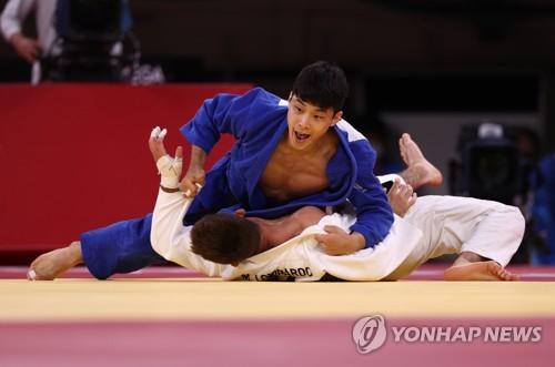 유도 안바울 동메달 '유종의미', 이대훈 박상영 '분루' [올림픽 메달순위]